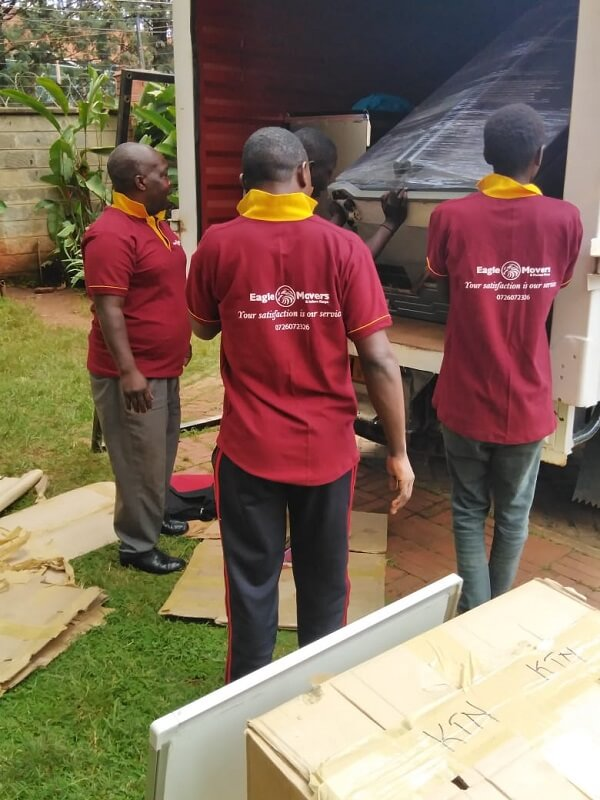 Eagle Movers Kenya Image