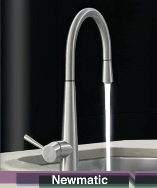 Newmatic T04MF Mixer Tap For Kitchen Cabinet