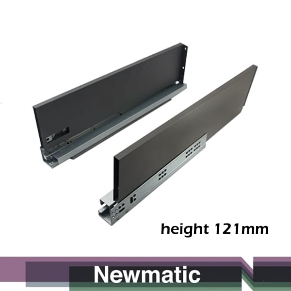 Newmatic Heavy Duty Drawer Slide For Kitchen Cabinet